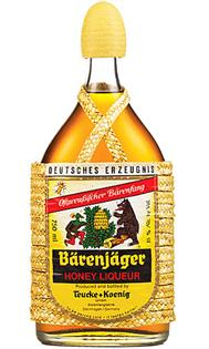 Barenjager Liqueur Honey 750ml